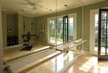 gym ballrt room