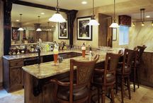 Bars & Rec Rooms / Purely for entertaining friends and family. Designed by CP Designs, Grand Junction, CO  970-241-8282.