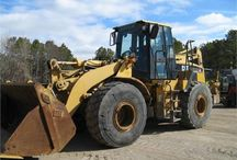 Wheel Loader / Here we'll discuss abour latest news,  reviews and product specs on Wheel Loader.