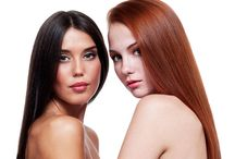 Colour Mask Hair / ©Grazette of Sweden Hair models showing Colour Mask. Hair: Linda Beronius Photo: perolsson.com
