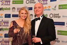 Chippenham Business Awards Event 23 February 2017 / Chippenham Business Awards took place on Thursday 23 February 2017 in the Neeld Hall, Chippenham. Awdry, Bailey & Douglas Solicitors were proud to be a main sponsor.