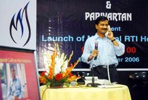 RTI torchbearer Arvind Kejriwal refuses to divulge information