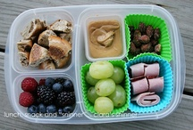 Easy Lunch Ideas! / by Angel Conaway