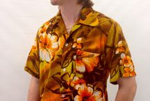 Vintage Mens Clothes on Etsy / Great vintage mens clothes modeled by some great male models of Etsy!