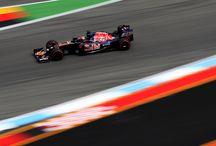 2016 GERMAN GRAND PRIX / Daniil Kvyat, Carlos Sainz, track action, garage, team, pitlane... enjoy the best shots from our Formula 1 2016 German Grand Prix. Full Gallery on http://win.gs/2arKGcc. Wallpaper download section on http://win.gs/str_download. #F1 #tororosso #kvyat #sainz #redbull #GermanGP