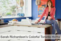 Sarah Richardson / Interiors