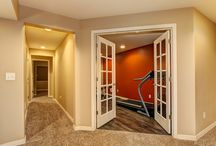 Basement Exercise Rooms