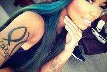 Cray hair ♥