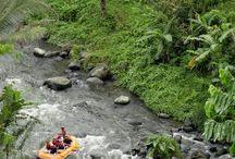 Bali. Sungai