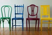 Poltrona e Cadeiras