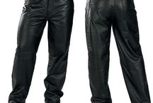 Leather Chaps & Pants / Leather chaps and pants that well. Men, women and unisex.