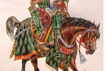 HISTORICA / historical: sketches / testimonials / reconstructions