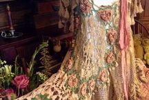 Crochet dresses / by Lee Anne Bourque