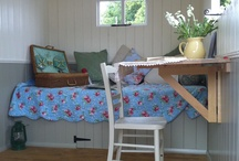 My Dream Writing Hut / I've always dreamed of a space, all to myself, where I go to write...