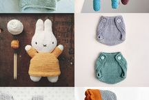 knits and stitch and crochet too / by Zoe Taylor