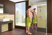 Duschkabinen Inspirationen / Anregungen und Inspirationen rund um das Thema Duschen und Duschkabinen