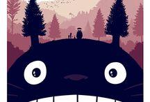 Hayao Miyazaki / by Femie Collinson
