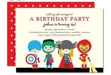 Superhero Party / by Stephanie Jamison