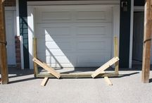 hamac stand