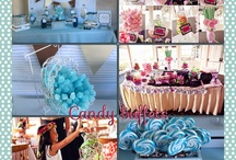 Cute ideas for any party / by Suzanne Landeros