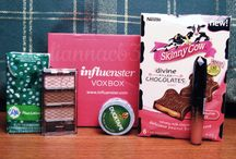 #JollyVoxBox from Influenster / Items from the box and how I used them