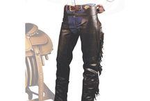 Abbigliamento monta western