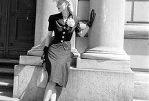 Fashion - 1940's / by Darby