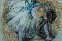 Edgar Degas: disegni
