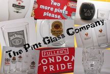 The Pint Glass Company / Glasses on the website
