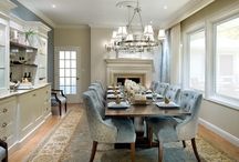 Home: Dinning Rooms / by Ann Leete