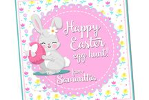 Easter Printables-DIY