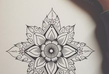 Mandala tattoo IDEAS