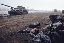 Krieg in der Ukraine 2014-