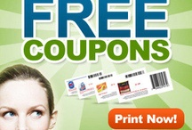 coupons / by Pearl Harlin