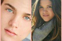 Liam and Hayden / Hayden Romero and Liam Dunban