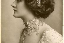 Vintage Profile shots