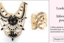 Bijoux et accessoires de mode pour Noël