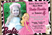 festa compli barbie
