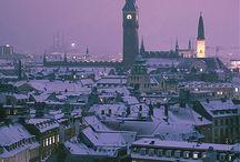 Copenhagen in Winter