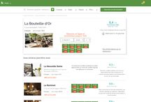 Booking flow / Benchmarks on booking flow, on desktop / mobile, restaurants or others...