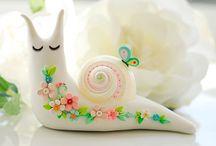 Escargot du printemps