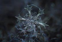 ❄   Snowflakes   ❄ / Schneeflocken