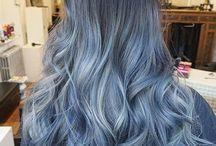 Ombre-haarkleur