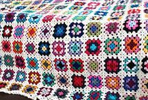 Crocheting - blankets / by Vicki Loch Staggs
