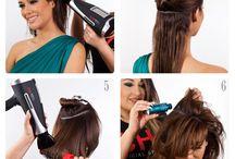 Hair helps / by Krystal Long-Ferrari