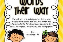 Words Their Way Spelling