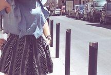BLACK / Crop Top: Zara Short: Stradivarius Shoes: Stradviarius