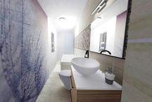 projekt łazienki / #projekt #łazienki #Słupca #Swarzedz #Poznan