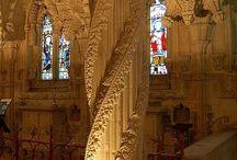 Rosslyn Chapel, Scotland