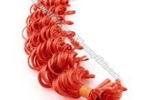 Nail/U Tip Hair